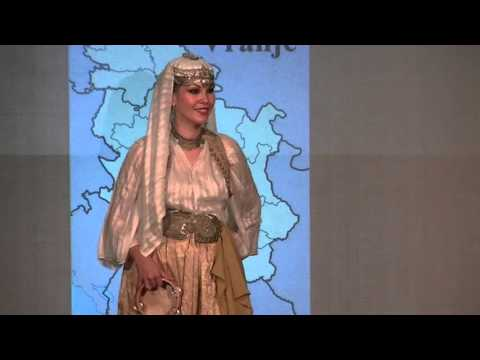 Traditional Costumes of Serbia Fashion Show – Part 3