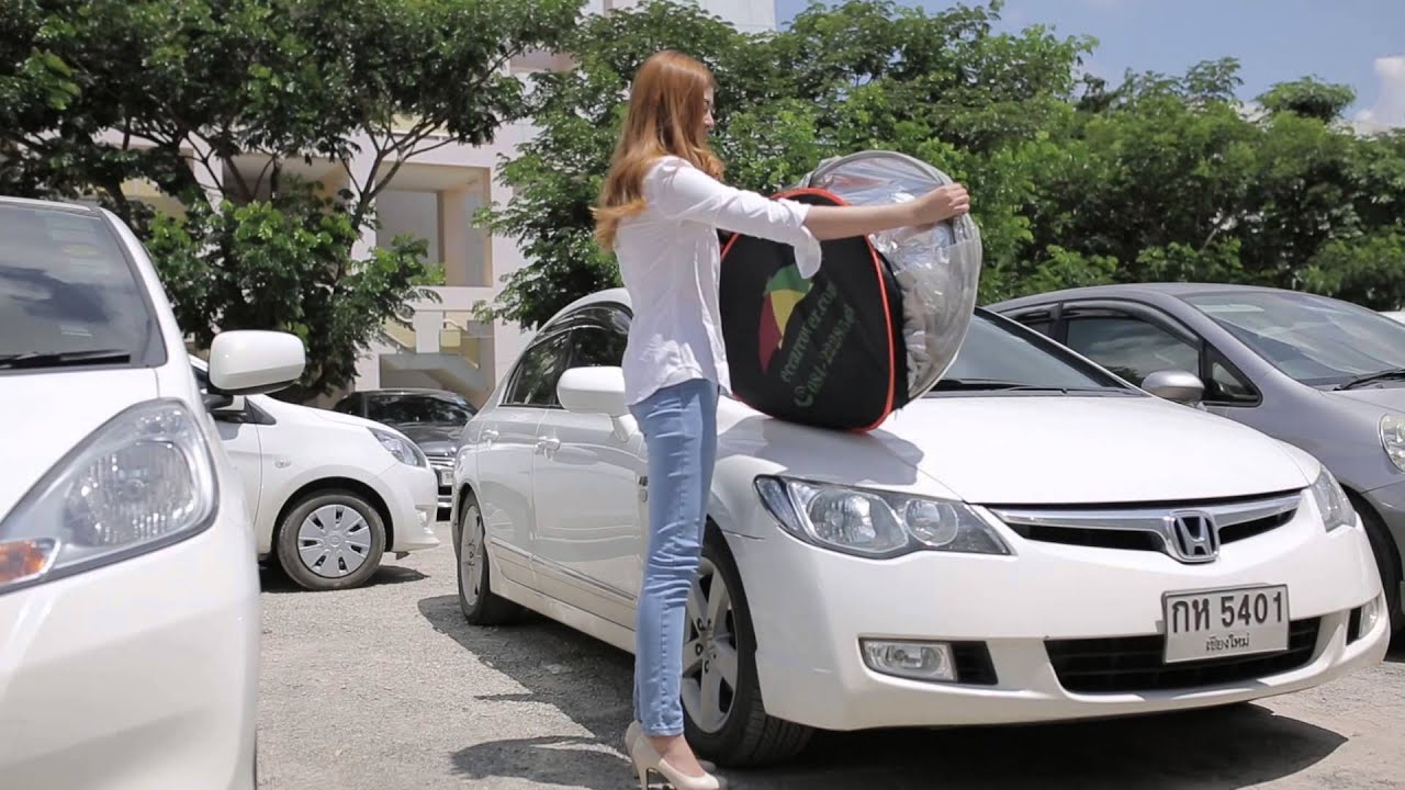 Easy Car Cover : TVC