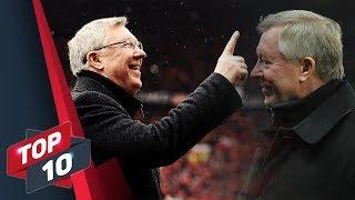 Top 10 điều thú vị về Sir Alex Ferguson