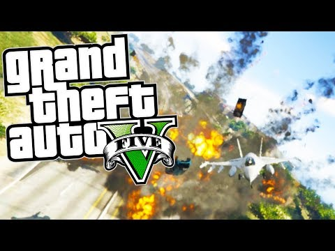 LOOK AT WHAT YOU CAUSED STEVE!! l GTA V ONLINE Funny Moments!