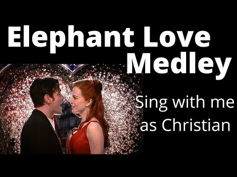 Elephant Love Medley Karaoke Female only - Sing with me ... - photo#6