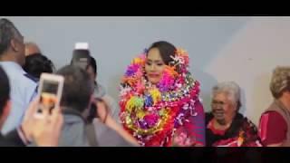 Ulalemamae Te'evā Matāfai   2016 Whau Local Board Inauguration