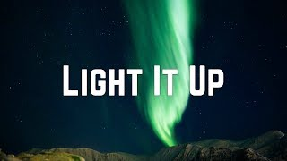Marshmello Light It Up ft. Tyga & Chris Brown (Lyrics)