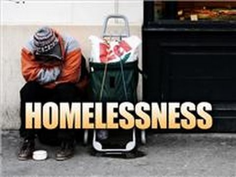 Homelessness - Welcome To America!