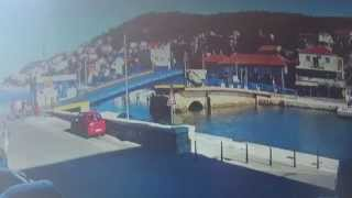 Flying over Tisno bridge, Croatia(This video is managed exclusively by Newsflare. To use this video for broadcast or in a commercial player email newsdesk@newsflare.com or call +44 (0)843 ..., 2014-09-29T21:17:32.000Z)