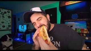El Origen del Pancho (Hot Dog)- Burger Kid Presenta: