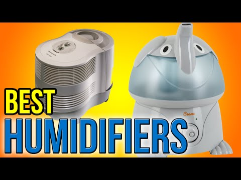 10 Best Humidifiers 2016