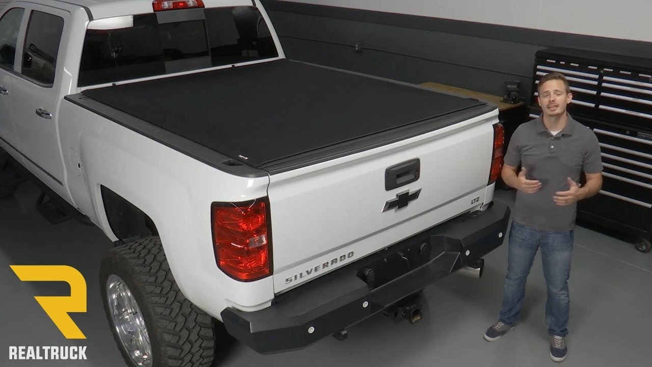 How To Install Truxedo Sentry Ct Tonneau Cover Youtube