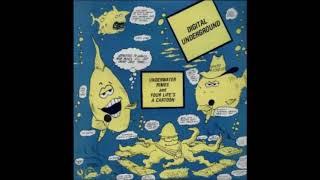 Digital Underground - Your Life's A Cartoon (radio edit)