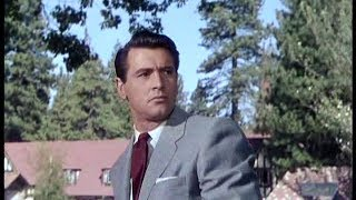 "Rock Hudson - "" Magnificent Obsession ""  Trailer - 1954"