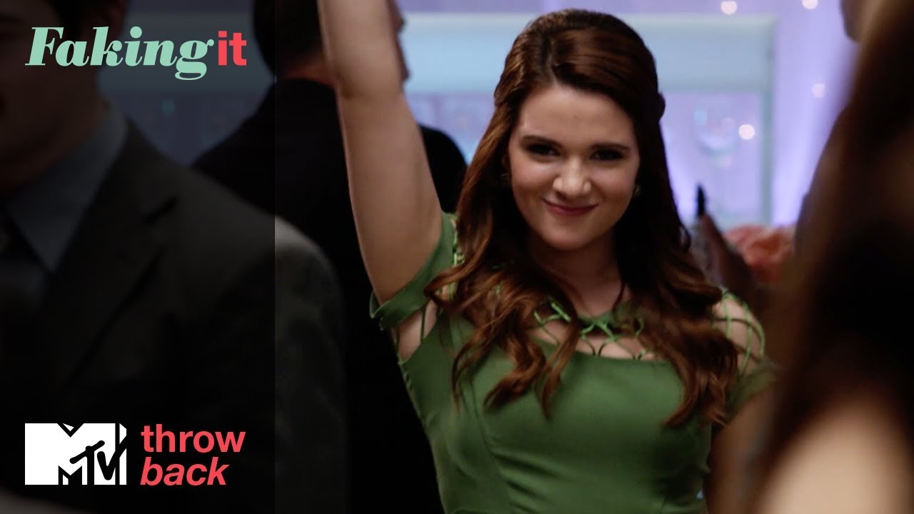 Download 'Karma & Amy's Song' 🎶  Official Throwback Clip | Faking It | MTV