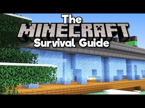 Redstone Powered Ice Farm! ▫ The Minecraft Survival Guide (Tutorial Let's Play) [Part 268] thumbnail