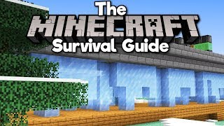 Redstone Powered Ice Farm! ▫ The Minecraft Survival Guide (Tutorial Let's Play) [Part 268]