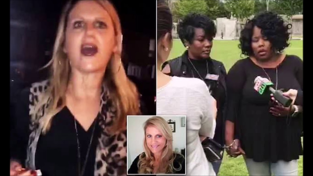 Drunk White Woman Who Harassed Black Women In Parking Lot Faces Consequences