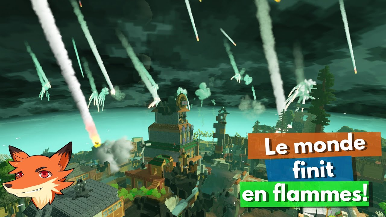 Download ECO #13/FIN - La fin du monde! La planète est à la fois recouverte d'eau et de flammes!