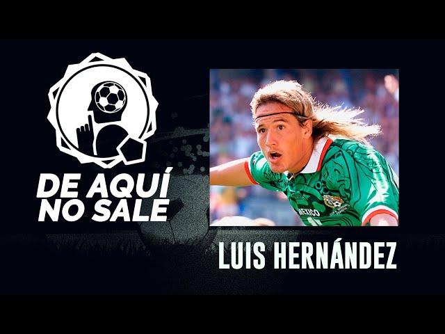 De Aquí No Sale - Luis Hernández