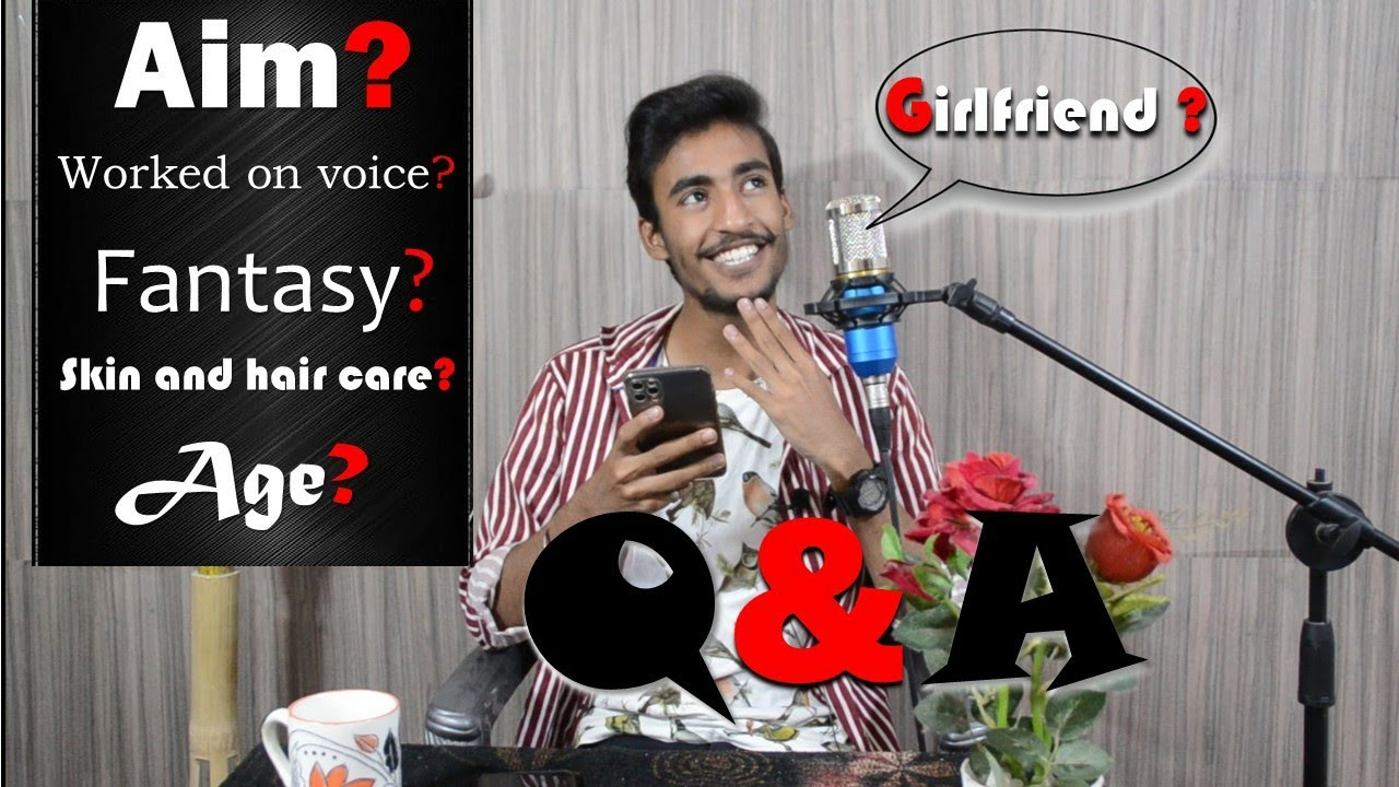 Who is my girlfriend ? Real age ?|| QNA || Vivek keshari