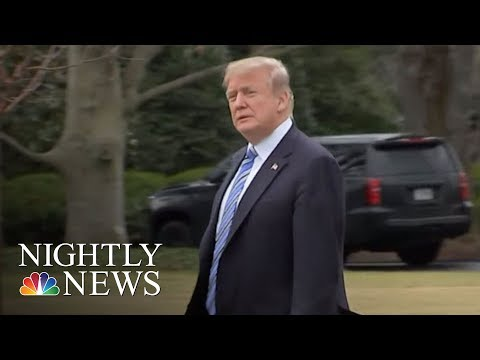 President Donald Trump: Russians 'Laughing' Over Election Interference Indictment   NBC Nightly News