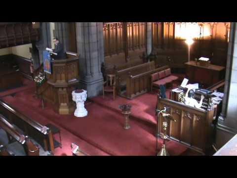 Saint Columba Gaelic Church; Gaelic Service  Sunday 28 May 2017