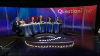 Question Time 22 10 2009 Part 6