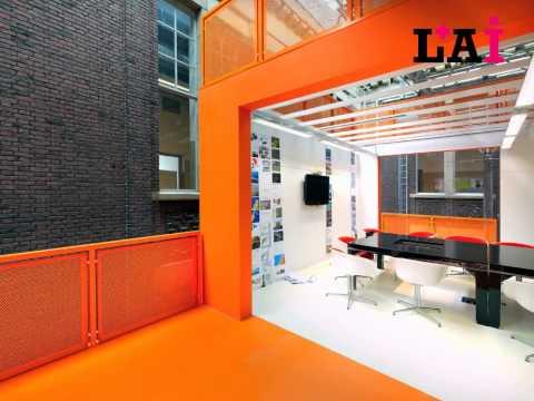 The Why Factory Tribune in Delft door MVRDV met Richard Hutten