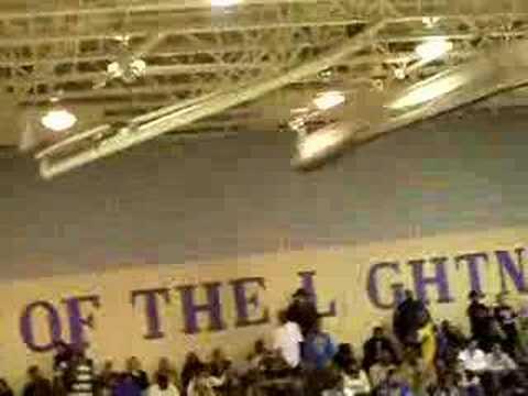 Long Reach HIgh School vs. Aberdeen Regional Basketball Game