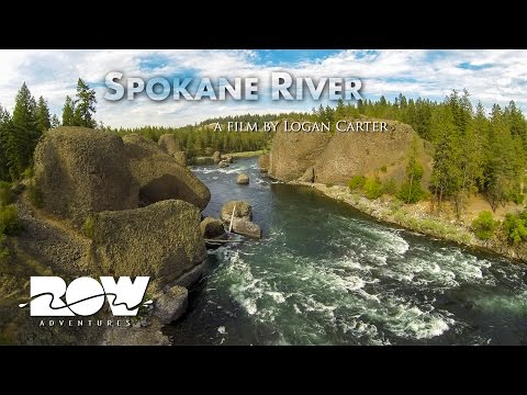 Spokane River Rafting