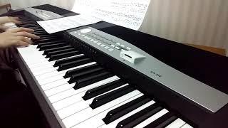B1A4(비원에이포) - 거짓말이야(A Lie) 피아노커버Piano