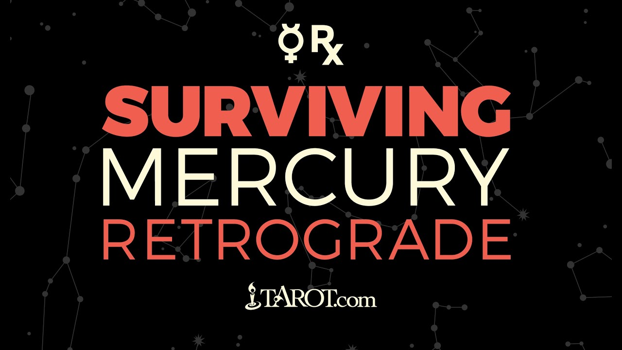 Everything You Need to Survive Mercury Retrograde