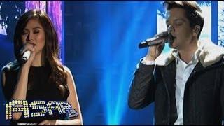 Sarah Geronimo & Bamboo sing John Legend