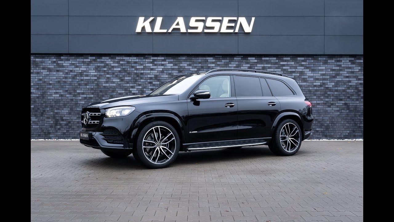 2021 Mercedes GLS AMG - Full GLS 400d ・ KLASSEN Luxury VIP Car for Sale