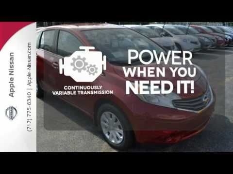 New 2016 Nissan Versa Note York PA Lancaster-Hanover, PA #25516 - SOLD