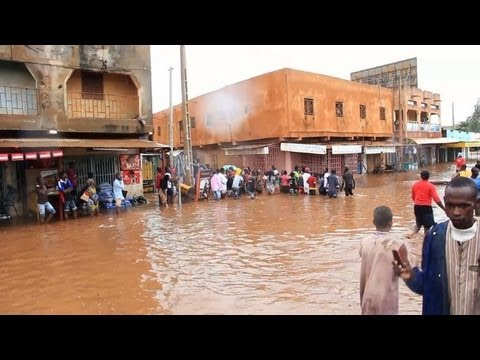 Dozens killed in Mali capital flash floods