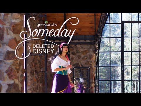 Deleted Disney: