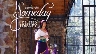 "Deleted Disney: ""Someday"" Hunchback of Notre Dame Cover"