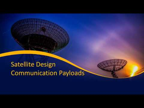 Basic Satellite Design- Communication Payloads