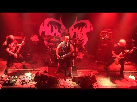 "PHOBOCOSM ""Ordeal"" live @ Foufounes Electriques, Montreal - 12/07/2015"