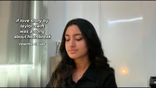 Download lagu if love story by taylor swift was a song about heartbreak (rewrite cover with rain)