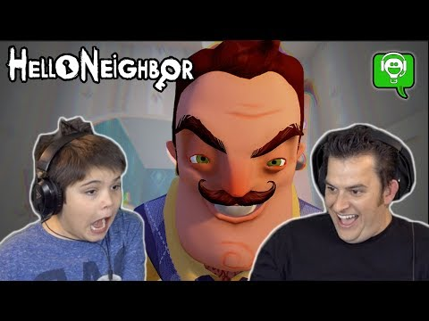 New Hello Neighbor on Xbox with HobbyKidsGaming