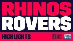 Highlights   Leeds Rhinos v Hull KR 2020 Betfred Super League round 3