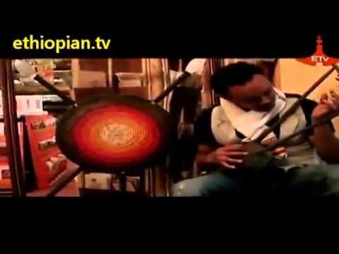 TEZETA - Nebiyu Solomon and Angelina Ne Gardner New Ethiopian music