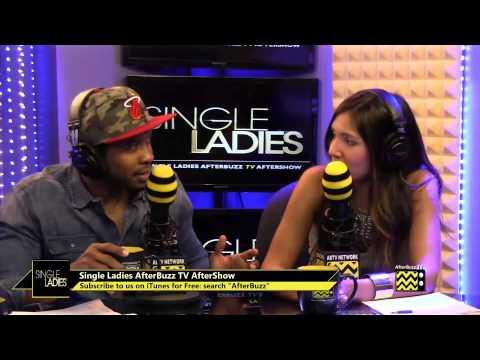 "Single Ladies After Show Season 3 Episode 7 ""Ask Me No Questions"" | AfterBuzz TV"