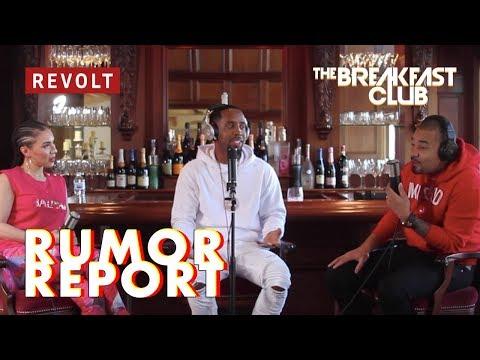 Safaree talks leaked nudes and Nicki Minaj | Rumor Report