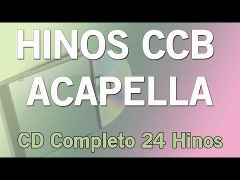 Hino CCB Acapella - 341, 354, 401, coro 06, 01, 35, 49, 89, 115, 232, 235, 247, 259 e mais