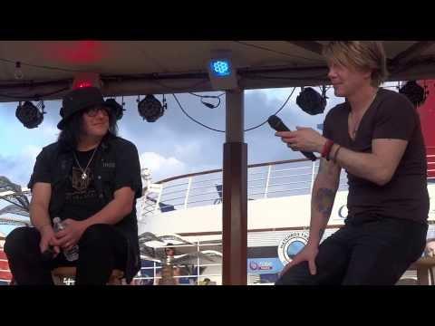 Goo Goo Dolls - Q&A Session (Part 1) - Matchbox/Goo cruise 12-8-13