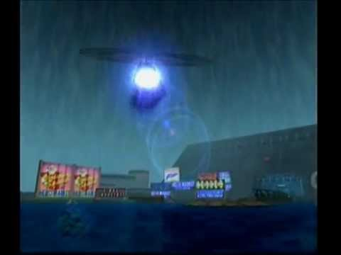 """Blue Stinger"" Dreamcast Elgato Test 480i"