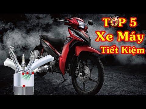 TOP 5 Mẫu Xe Máy Tiết Kiệm Xăng Nhất Dưới 30 Triệu đồng