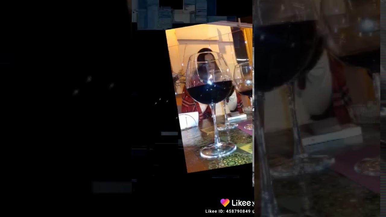 #тусим #вбаре отдыхаем пьём вино #likee