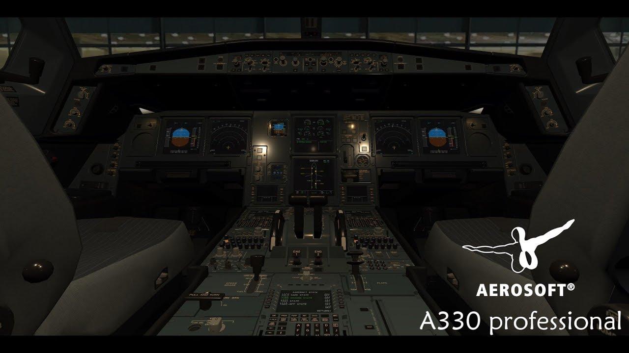 simMarket: AEROSOFT - A330 PROFESSIONAL P3D V4 5