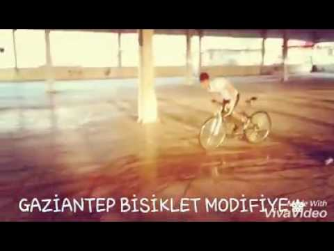 Bisikletle Yanlama #3 Gaziantep